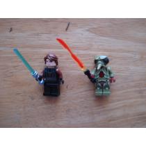 Star Wars Legos Con Armas En 80.00 Cada Uno