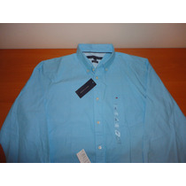 Camisa Tommy Hilfiger Large (classic Fit) 100% Original