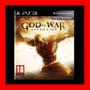 God Of War Ascension + Pase Online Ps3 Oferta