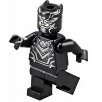 Civil War Black Panther Pantera Negra Minifigura Compatible