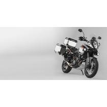 Kit Ktm 1190 Maletas Laterales Metalicas Moto