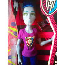 Monster High Muneco Sloman Slo Mo Mortavitch