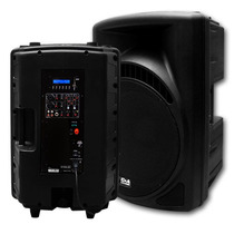 Bafe Triamplificado Conexion Bluetooth 15 Pulga 10000w Xaris