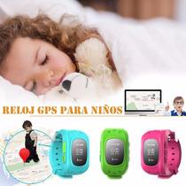 Reloj Smartwatch Gps Niño Rastreador Sim Localizador Llamada