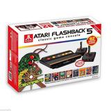 Consola Atari Flashback 5, Con 92 Juegos Incluido En Sistema