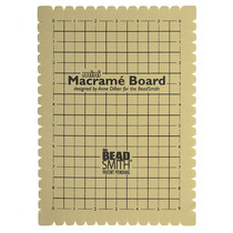 Mini Tabla De Macramé Beadsmith Para Tejer 9x6in