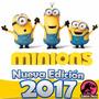 Minions Kit Imprimible Minions Y Mi Villano Favorito 3 En 1