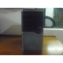 Cpu Intel Pentium 4/ 2 Gb Memo Ram/80 Gb Dd/ Quemador