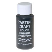 Pigmento Negro Castin Craft Resina Epóxica 1 Oz.