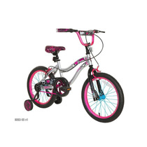 Bicicleta Monster High 18 Pulgadas Con Función Bluetooth