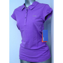 Blusa Polo Reebok Para Mujer 100% Algodón ¡envío Gratis!