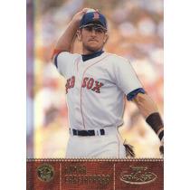 2001 Topps Gold Label Nomar Garciaparra Ss Red Sox