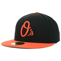 Gorras Originales New Era Beisbol Baltimore Orioles 59fifty