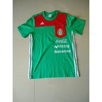 Mexico Camisa De Entrenamiento Adidas