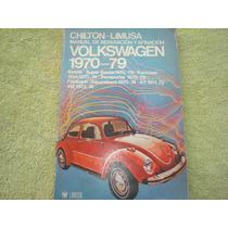 Manual De Reparación Y Afinación Volkswagen.