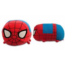 Peluche Tsum Tsum Spiderman Avengers 28 Cm Disney Store