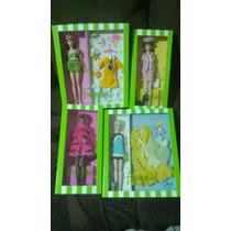 Muñeca Barbie Silkstone Francie Nueva En Su Caja Coleccion