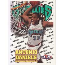 1997-98 Hoops Rookie Antonio Daniels Grizzlies