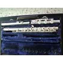 Flauta Transversal Profecional Gemeinhardt