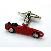 Mancuernillas Silueta Ferrari Automovil De Lujo Camisa Traje