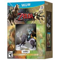 The Legend Of Zelda: Twilight Princess Wii U En Start Games.