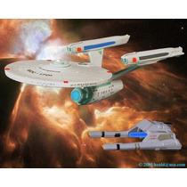Tm.micromachines Star Trek Lote Mixto