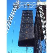 Bafle Cajon Lineal Aéreo Qrx Audio 212wl Grupo,renta,sonido