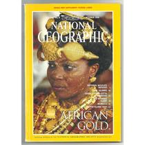 Revista National Geographic (inglés) Octubre 1996