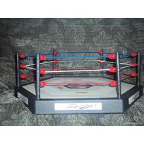 Aaa Wwe Ring De Lucha Libre Mas Grande Que Los De Mattel