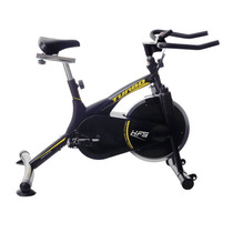 Bicicleta Spinning Indoor Turbo Hfs 2016 - Negro