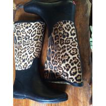 Rain Boots Botas De Lluvia Chooka Originales 5 Mex