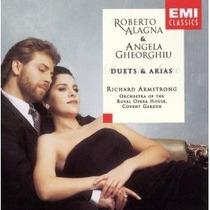 Roberto Alagna - Duets & Arias Cd Importado Opera Clasica