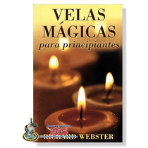 Velas Magicas Para Principiantes - Richard Webster