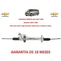 Caja Direccion Hidraulica Cremallera Chevrolet Express Van