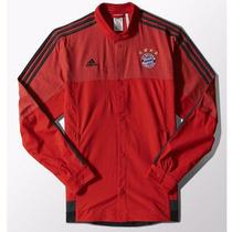 Chamarras Anthem Madrid Chelsea Bayern 2015 Nike Adidas Puma