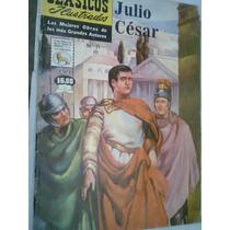 Clásicos Ilustrados Julio Cesar Edic 1963