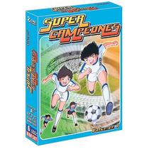 Dvd 18 Pack Anime Super Campeones Serie Completa Lat Tampico
