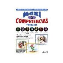 Libro Maxi Competencias Primaria 2 *cj