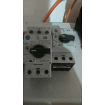Interruptor Trifasico Allen Bradley 4 A 6.3 Ampers 140m-c2e
