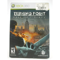 G0332 Xbox 360 Videojuego Turning Point: Fall Of Liberty