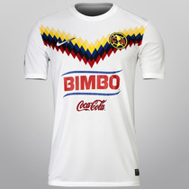 Jersey Nike Aguilas América 2013 Blanco Gala Niño Junior