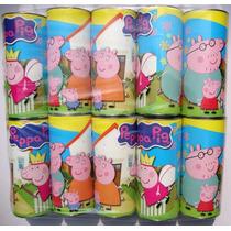 Paquete Con 10 Alcancías Peppa Pig. Todo Para Tu Fiesta