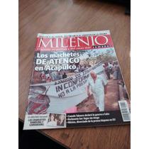 Milenio - Los Machetes De Atenco En Acapulco