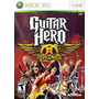 Guitar Hero Aerosmith Xbox 360 Meses Usado