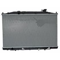 Radiador Aluminio Honda Osyssey 2011-2012-2013 3.5 L Aut Tw