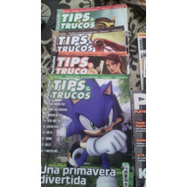 Revistas Tips Y Trucos No 63,66 70,71, Egm Gamer Guitar Her