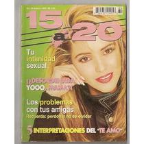 Daniela Castro Revista 15 A 20 De 1995