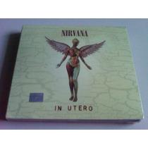 Nirvana In Utero 2 Cd Set Nuevo Cerrado Nacional