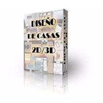 Programa Para Diseño De Casas 2d Y 3d
