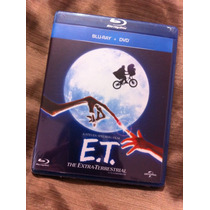 Et El Extraterrestre Steven Spielberg Bluray/dvd Nueva